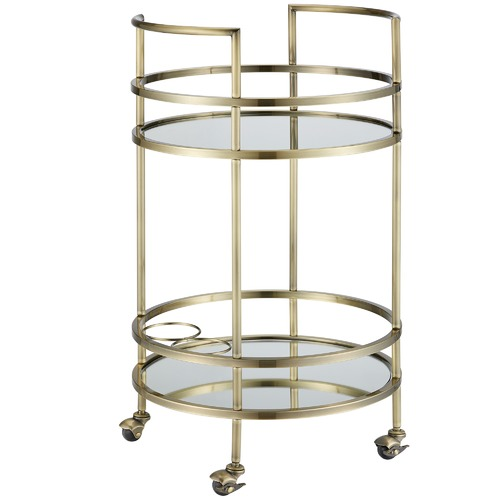 Temple & Webster Palm Springs Bar Cart