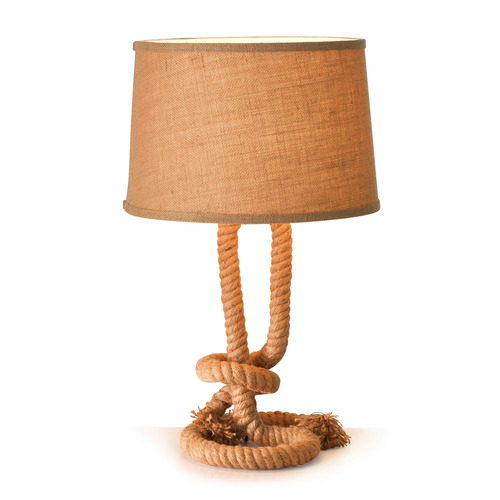 Temple & Webster Sea Rope Table Lamp