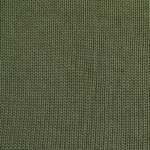 Temple & Webster Forest Green Pom Pom Knitted Cotton Throw