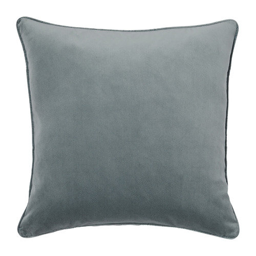 Temple & Webster Eucalyptus Malmo Soft Velvet Cushion