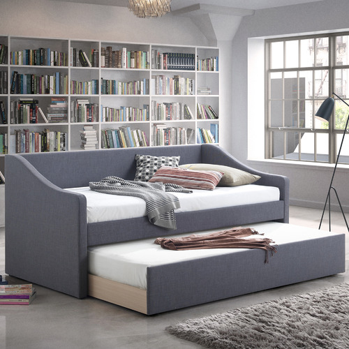 Armidale Single Sofa Daybed with Trundle