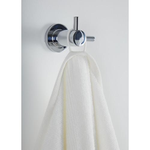 White Aspen 550GSM Turkish Cotton Bath Sheets