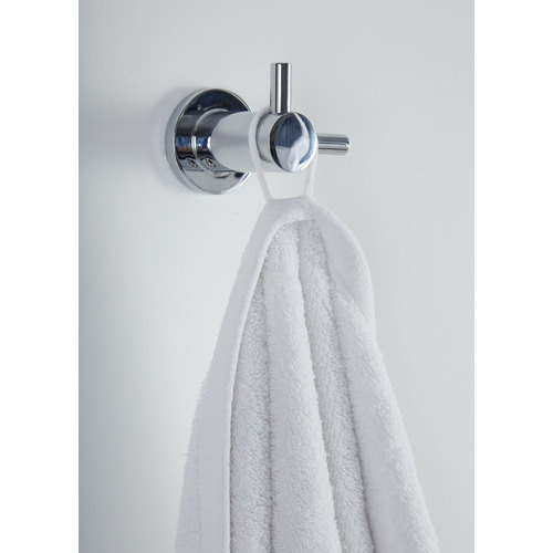 Temple & Webster White Grand 800GSM Turkish Cotton Bath Towels