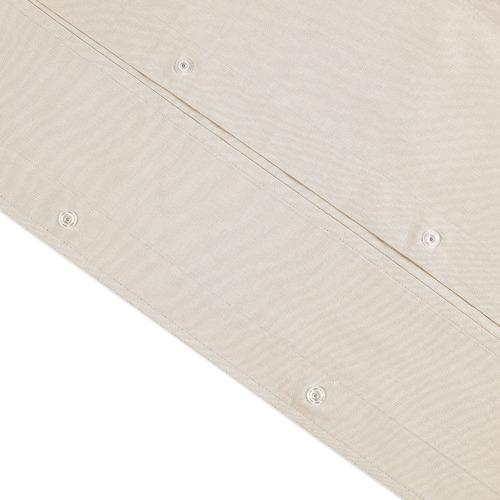 Temple & Webster Vintage-Wash Cotton Quilt Cover Set
