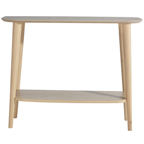 Frida Console Table with Shelf