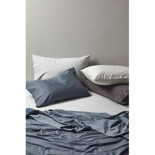 Temple & Webster Midnight Bamboo & Cotton Sheet Set