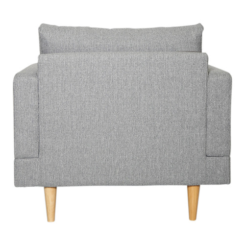 Temple & Webster Silas Armchair with Cushions