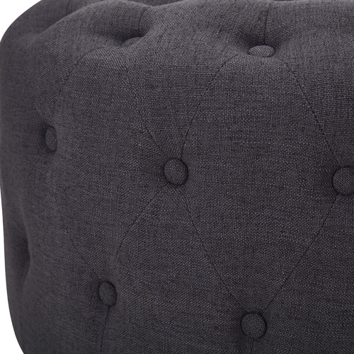 Temple & Webster Large Windsor Ottoman