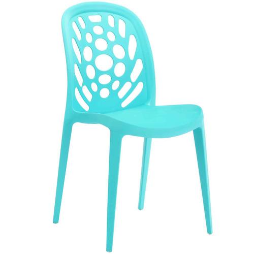 Temple & Webster Aqua Splash UV-Stabilised Outdoor Dining Chairs