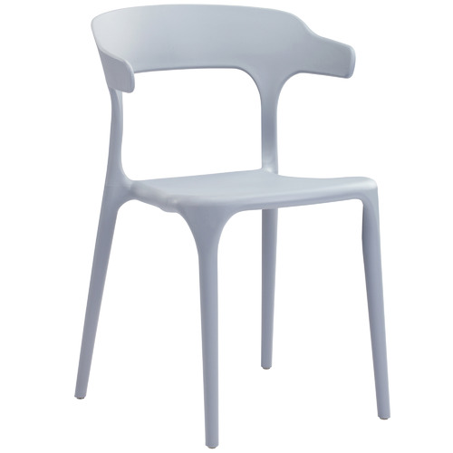 Indigo Slouch UV-Stabilised Outdoor Dining Chairs