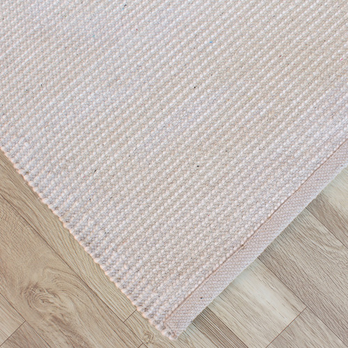 Temple & Webster Ivory Ryder Hand-Woven Indoor/Outdoor Rug