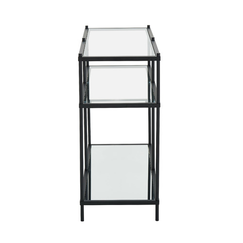 Temple & Webster Francesca Glass Console Table
