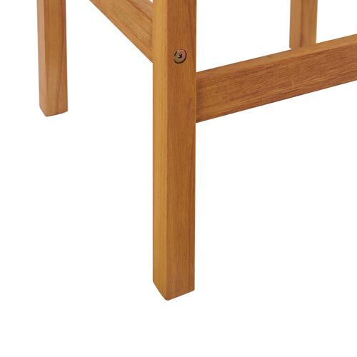 Temple & Webster Verona Wooden Outdoor Bar Table Set