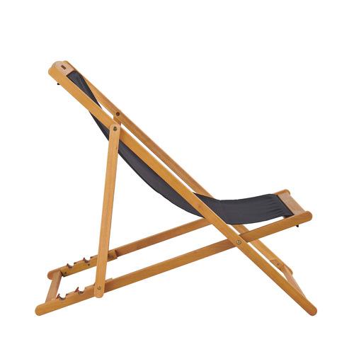 Temple & Webster Belize Wooden Outdoor Deck Chair