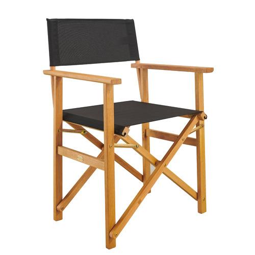Belize Wooden Outdoor Directors Chairs