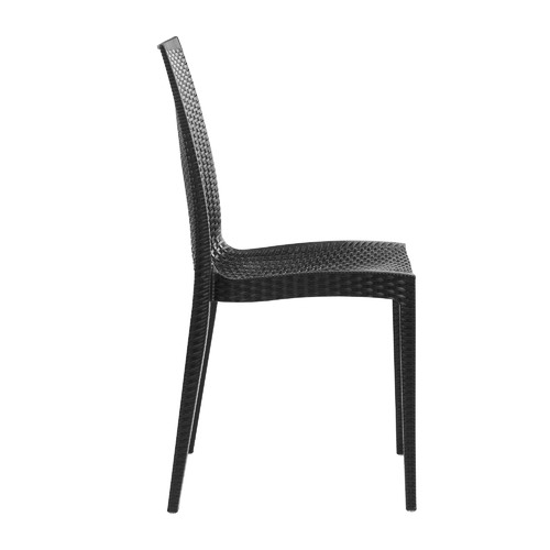 Temple & Webster Piazza UV-Stabilised Outdoor Dining Chairs