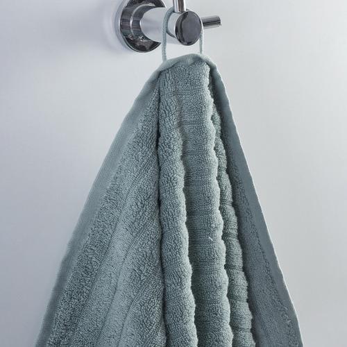 Seafoam Ribbed 600GSM Turkish Cotton Bath Sheets