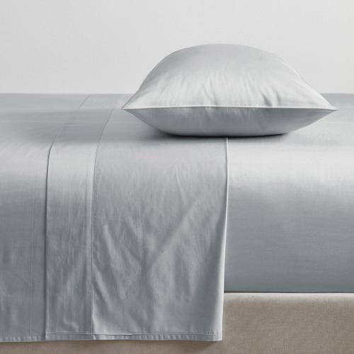 Light Grey 1000TC Cotton Rich Sheet Set