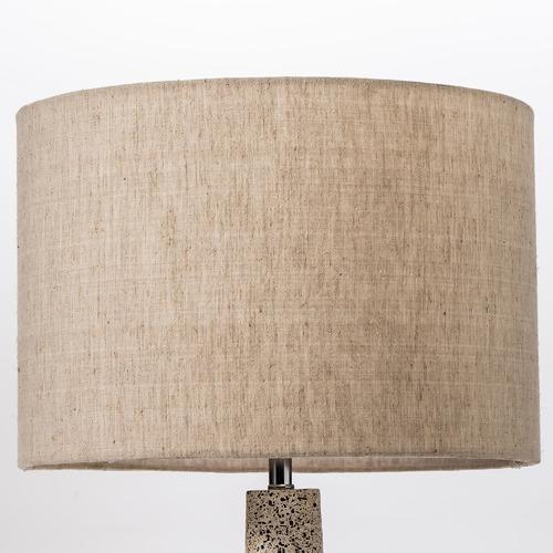 57cm Maya Terracotta Table Lamp