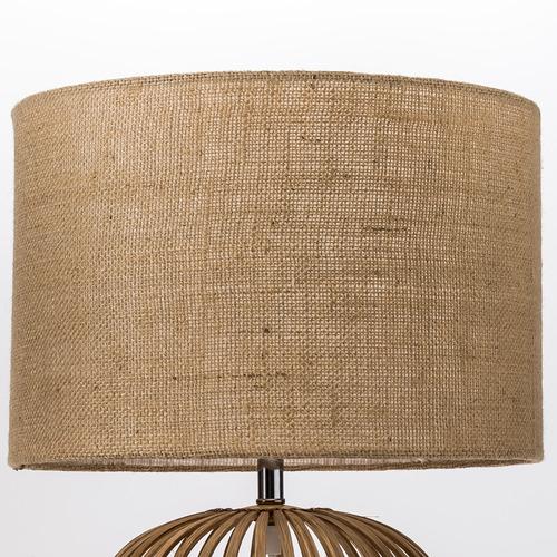 Natural Havana Rattan Table Lamp