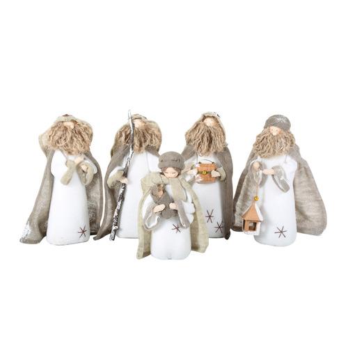 Temple & Webster 6 Piece Nativity Set