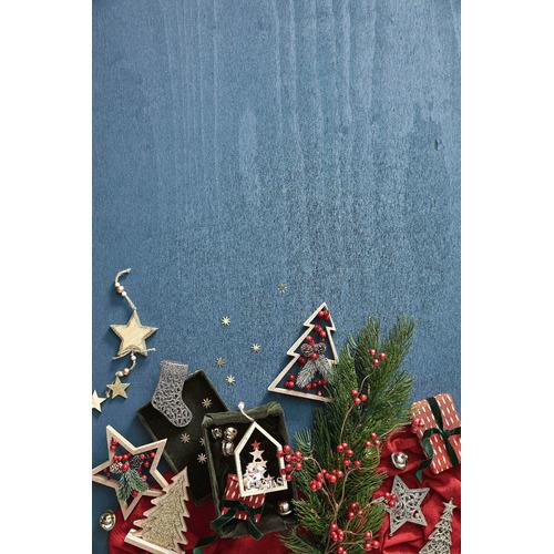 Temple & Webster 190cm Pine Green Christmas Garland