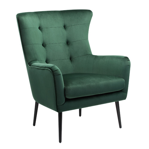 Temple & Webster Kaia Upholstered Armchair