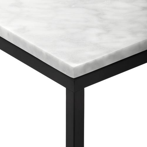 Temple Amp Webster 110cm White Serena Italian Carrara Marble