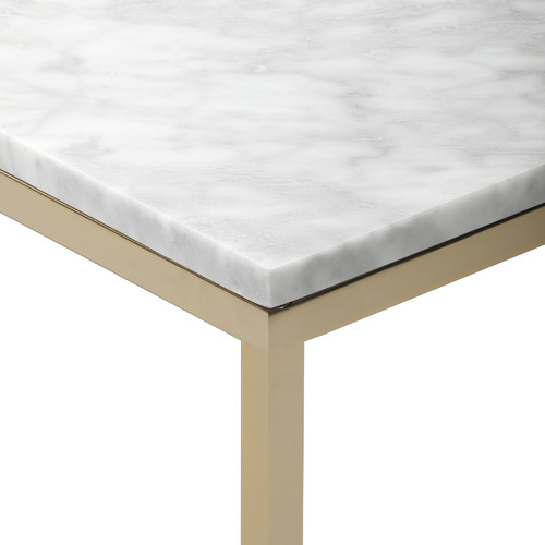 Serena Marble Console Table