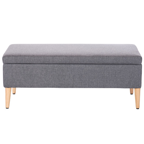 Temple & Webster Phoebe Storage Ottoman