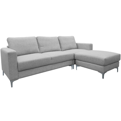 Temple Amp Webster Alexis 3 Seater Corner Sofa With Ottoman