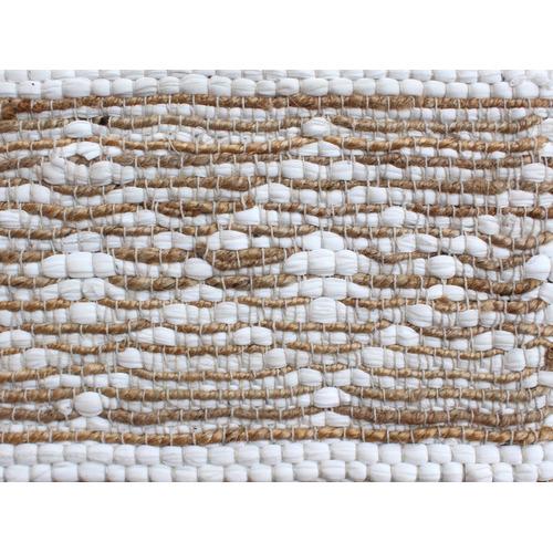 Logan Hand-Woven Cotton-Blend Rug