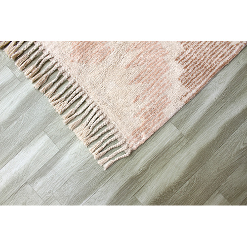 Nahara Table Tufted Cotton Rug