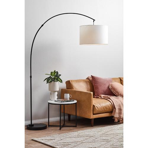 Temple & Webster Arc Floor Lamp