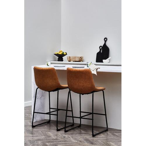 Phoenix Vintage-Style Barstools