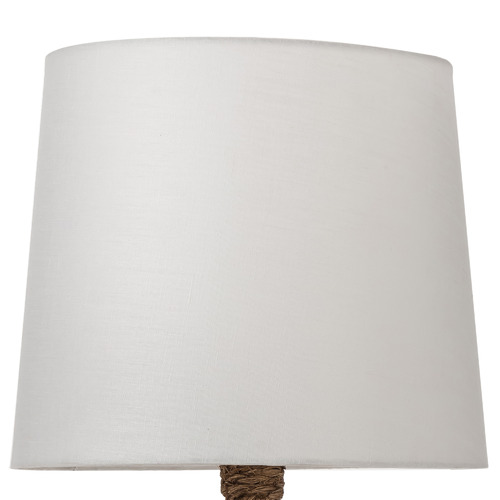 Temple & Webster Reef Rope Table Lamp