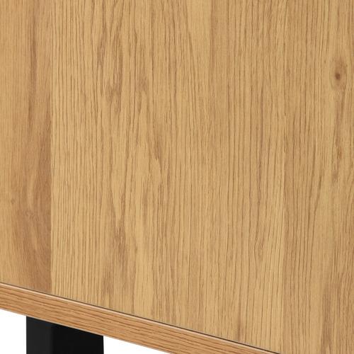 Wild Oak Diego Display Cabinet