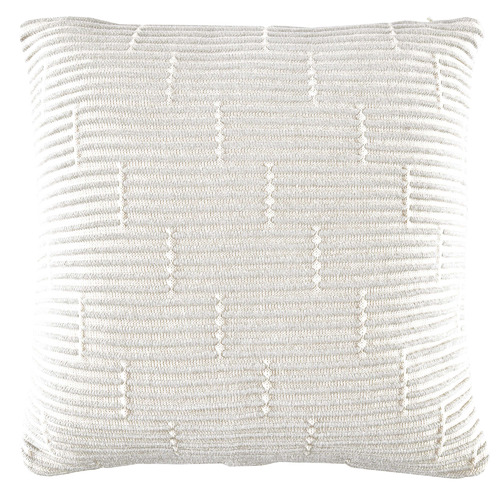 Acre Knitted Cotton Cushion