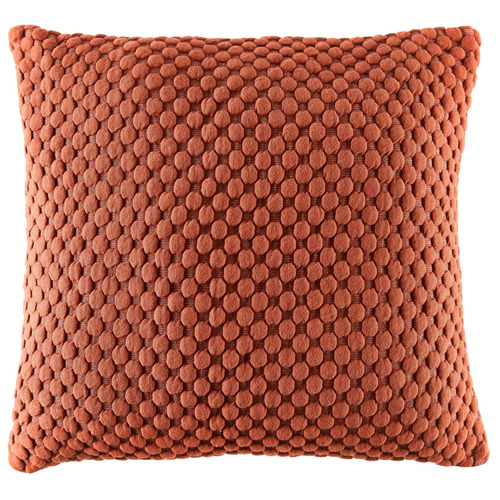 Leo Quilted Cotton Cushion