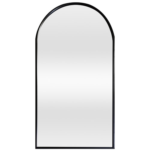 Temple & Webster Tate Arch Metal Wall Mirror