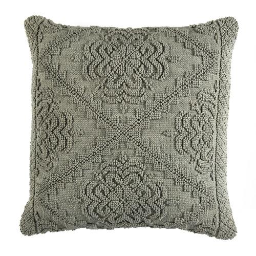 Sage Edie Hand Loomed Cotton Cushion