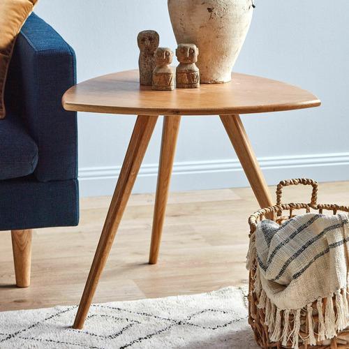 Oscar Oak Side Table