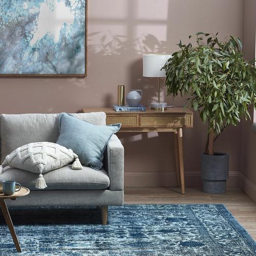 Sand Silas 3 Seater Sofa