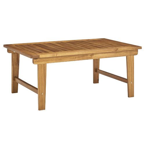 Temple & Webster St. Barths Acacia Outdoor Coffee Table