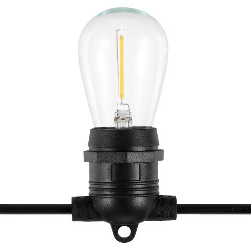 Solar Outdoor Festoon Lights