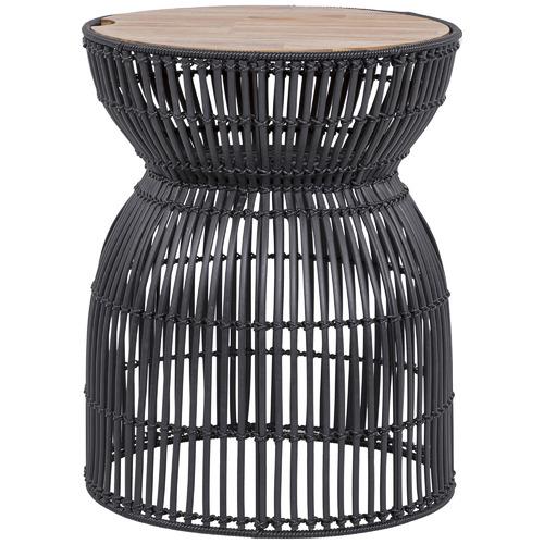 Cinch Rattan Alfresco Side Table