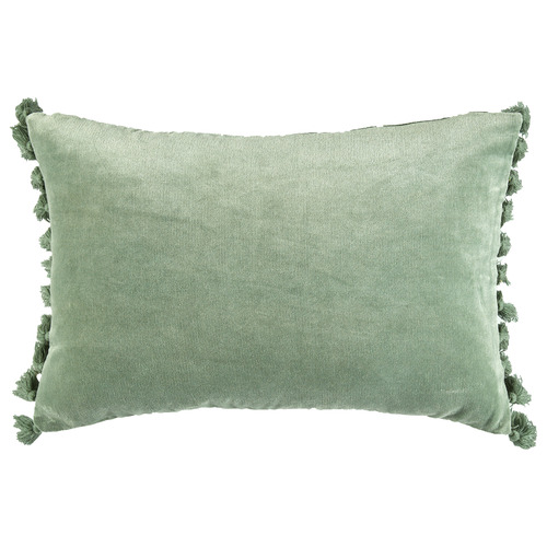 3 Piece Sage & Forest Green Cushion Set