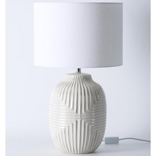 Temple & Webster Shai Ceramic Table Lamp