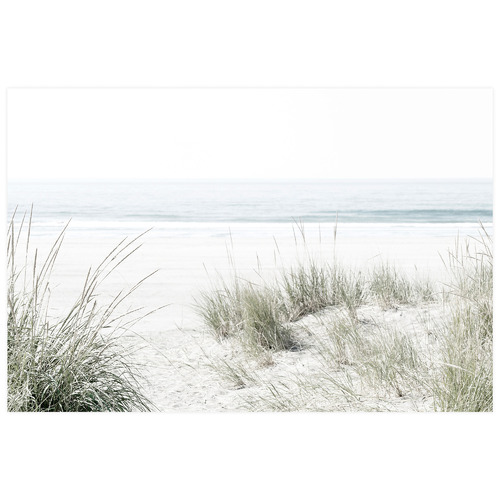 Temple & Webster Faded Beach Footpath Canvas Wall Art