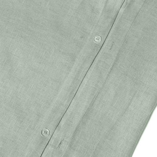 Sage Linen Quilt Cover Set